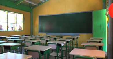 Parents Fund Classrooms to Address Overcrowding