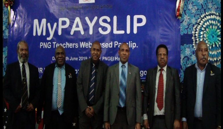 My-Payslip Web Application for Teachers and Public Servants Launched