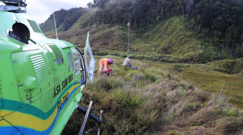 Group of Men, Women and Children Lost while Trekking Found with One Dead