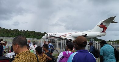 Closure of Buka Airport
