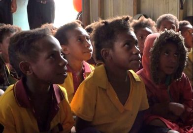 Save the Children Project trains new ways of teaching