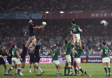 Ireland juggernaut batters Scots in Yokohama drizzle