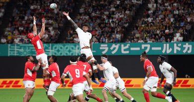 Tuilagi double leads England to a bonus-point win over Tonga