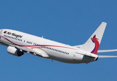 Air Niugini Celebrates PNG's 44th Independence with K44 Domestic Flights