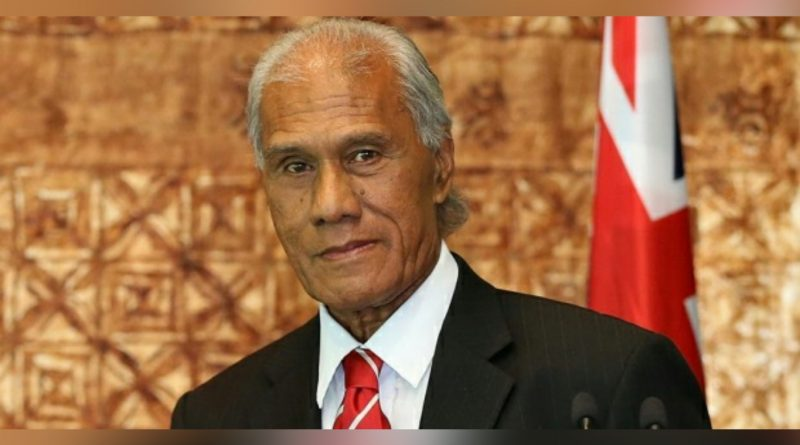 Marape Saddened by Tonga's Prime Minister's Death