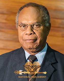 Deputy Opposition Leader & Rabaul MP – Dr Allan Marat