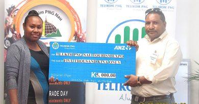 Telikom PNG sponsors Lukim PNG Nau Expo