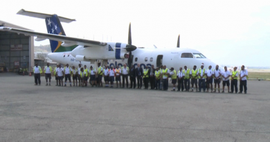Air Niugini Released First Customer Aircraft after Successful C-Check