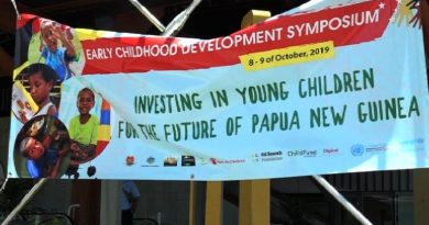 Inaugural Early Childhood Development Symposium Hosted